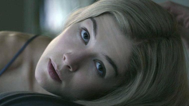 Rosamund Pike in Gone Girl, David Fincher movies