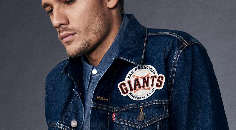 Levi's, MLB, sportswear, baseball