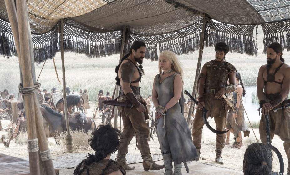 Khal Moro - Game of Thrones, Season 6