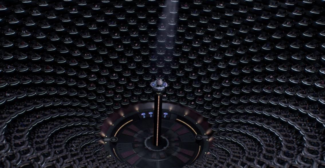 Galactic Senate - Star Wars prequels