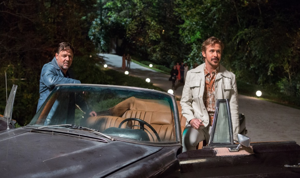 The Nice Guys - Ryan Gosling and Russell Crowe