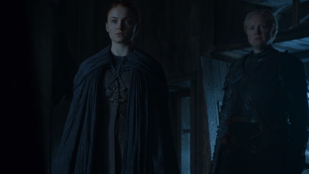 Sansa Stark - Game of Thrones, Season 6