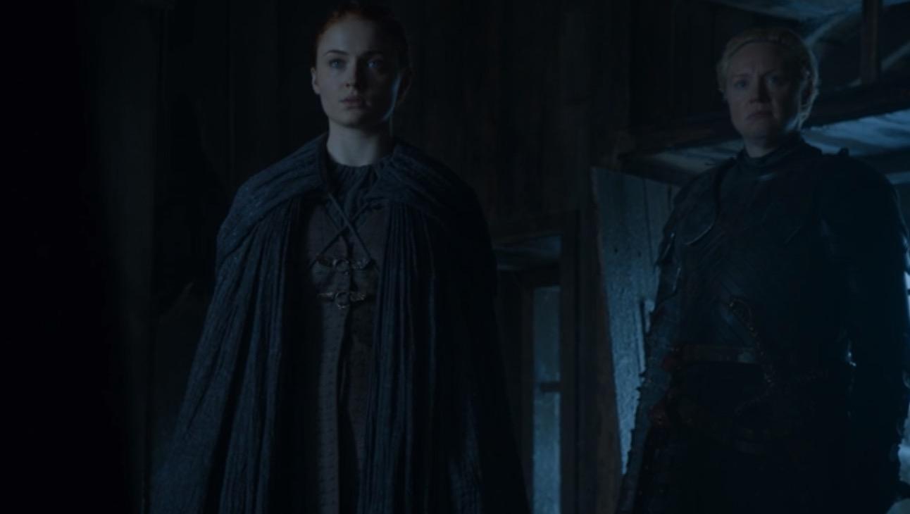 Sansa Stark - Game of Thrones, Season 6