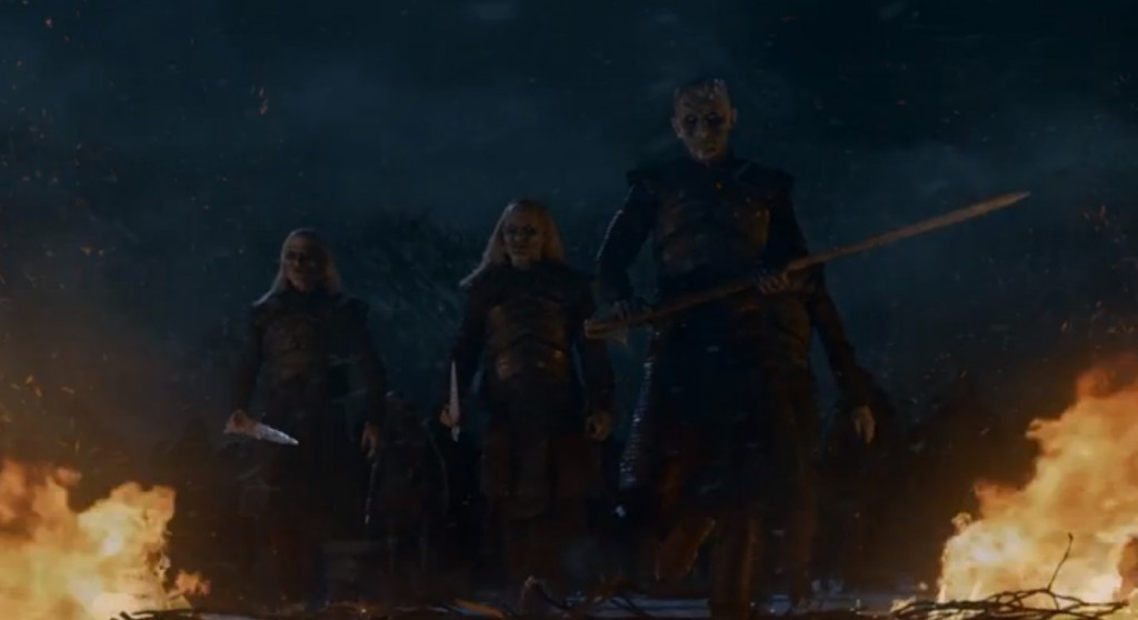 White Walkers - Game of Thrones, Season 6