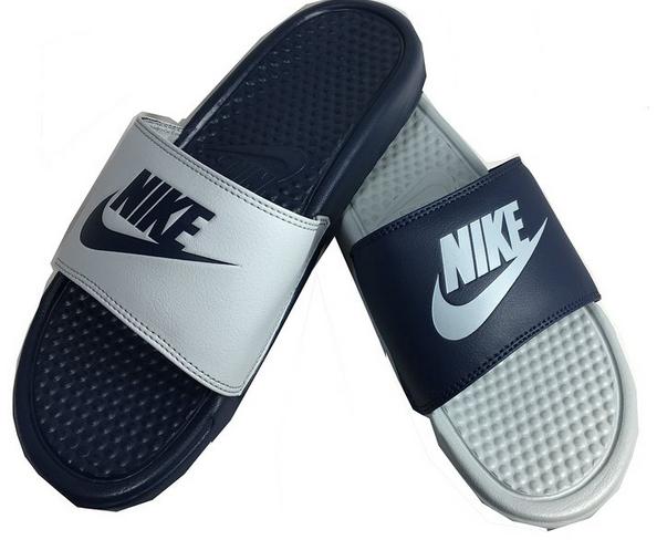 mismatch sandals