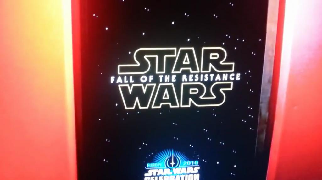 Leaked Episode VIII Title