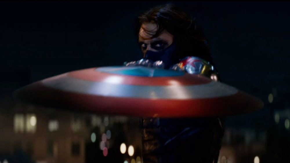 Sebastian Stan in Captain America The Winter Soldier, American Dream