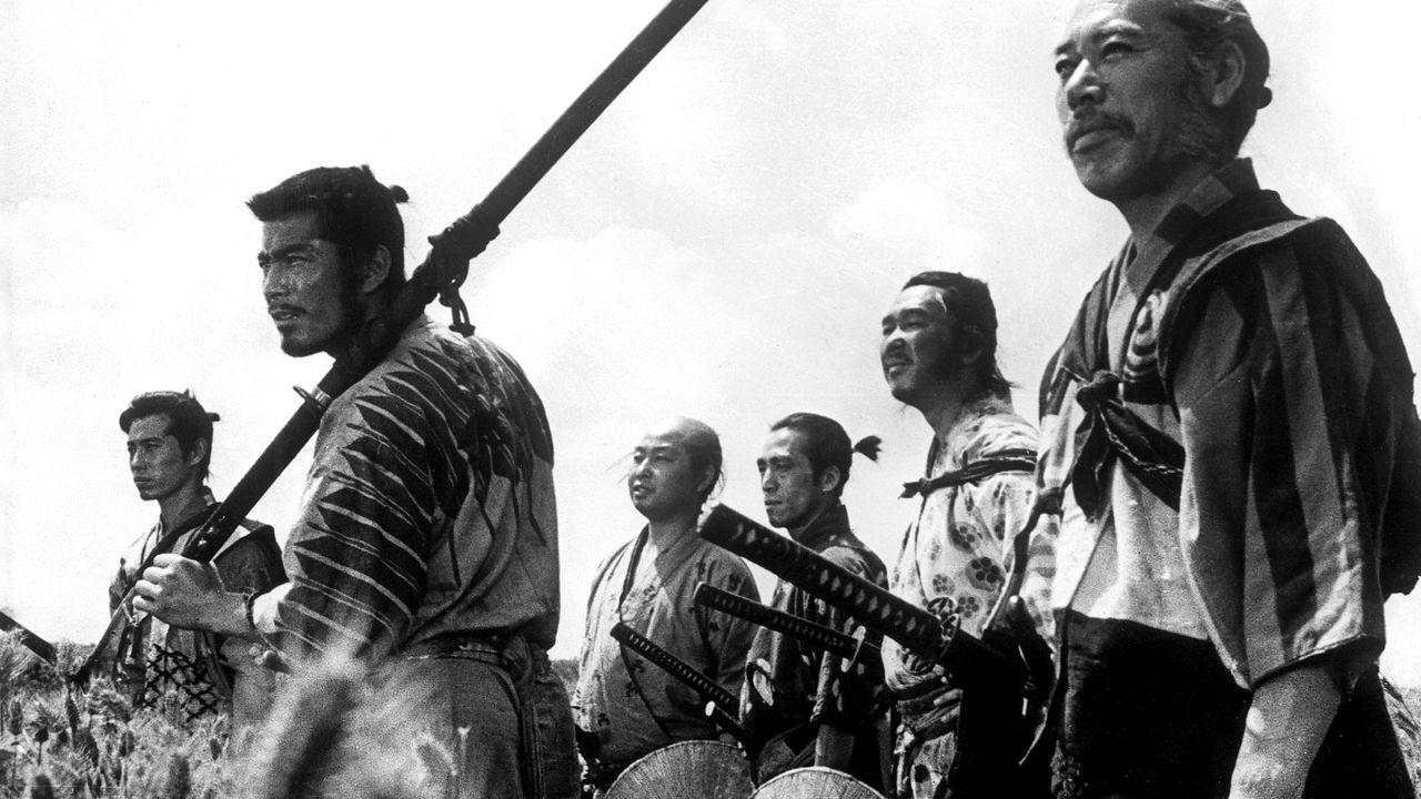 Dir. Akira Kurosawa - Seven Samurai