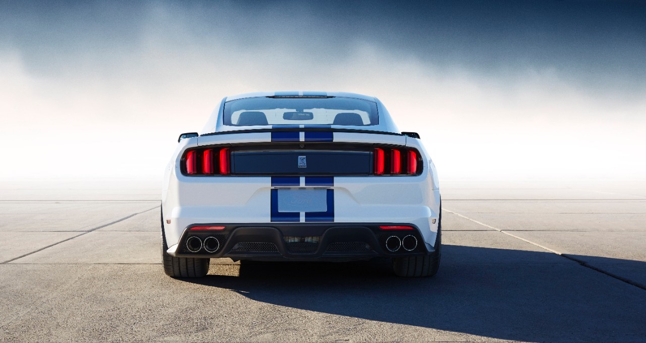 2017 Shelby GT350 Mustang |Source: Ford