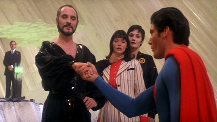 Superman II, comic book movies