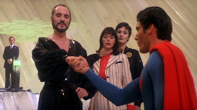Superman II, comic book movies