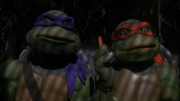 Teenage Mutant Ninja Turtles, best superhero movies