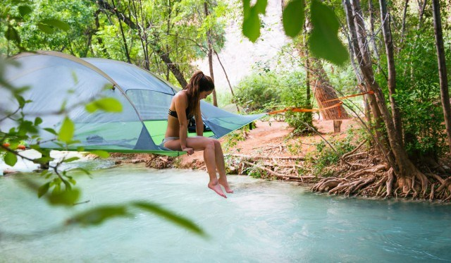 Tentsile tree tents - camping gear