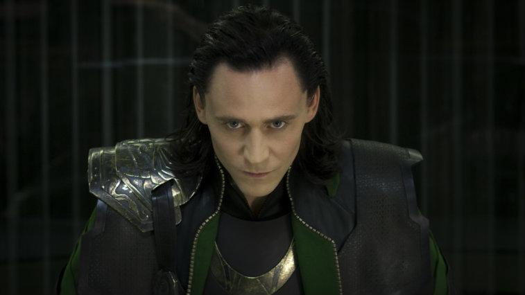 Tom Hiddleston in The Avengers
