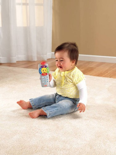 Fisher-Price Click 'n Learn Remote