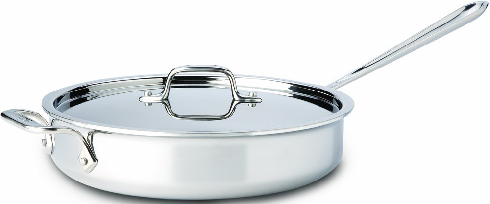 All-Clad 3-Quart Saute Pan