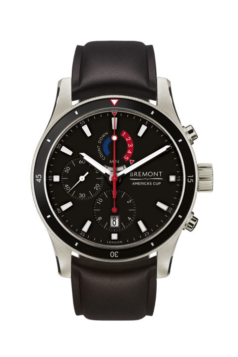 bremont watch, men's watch, america's cup