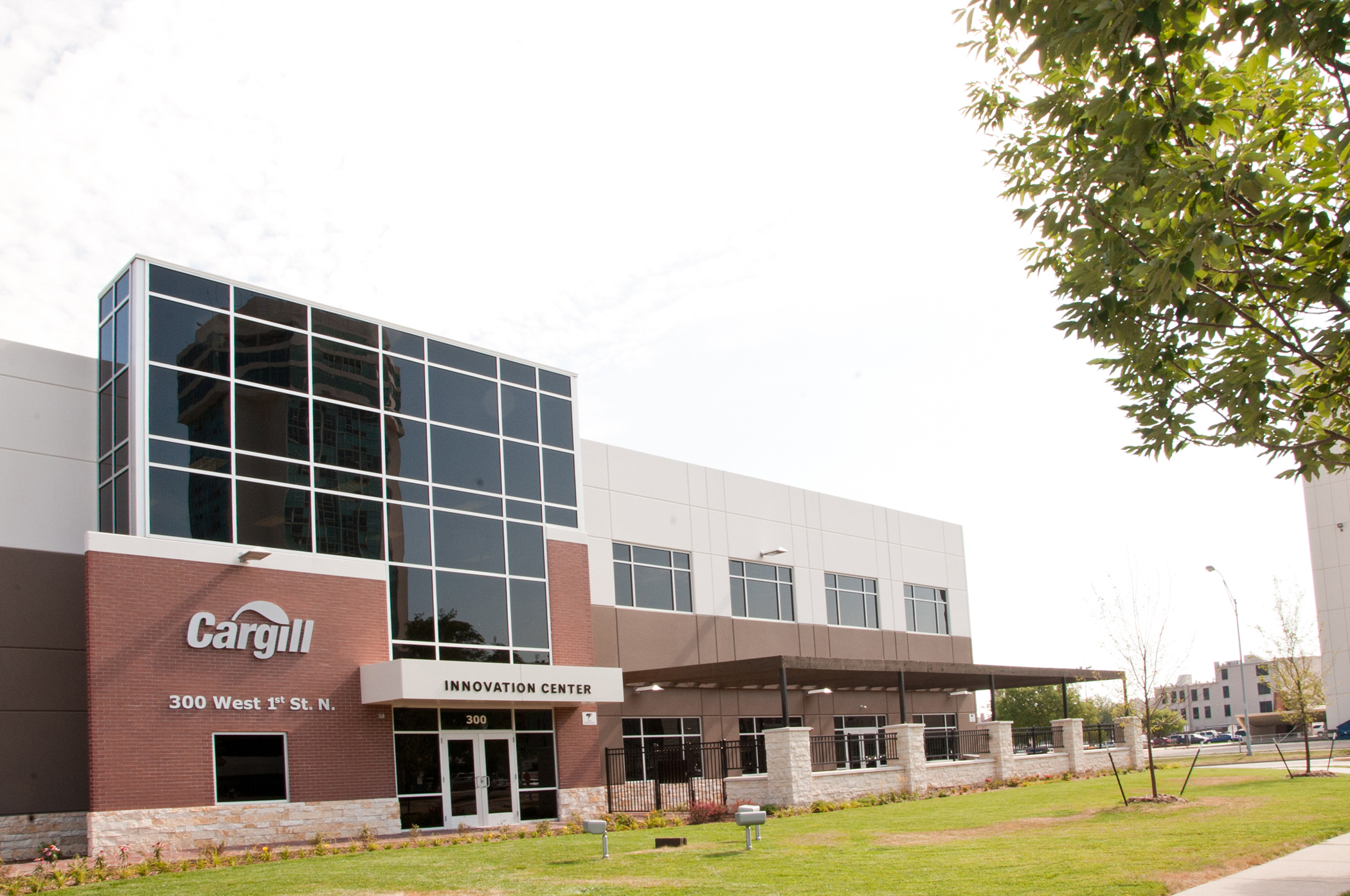Cargill's Innovation Center in Wichita