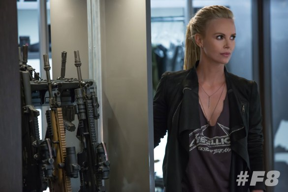 charlize theron fast 8