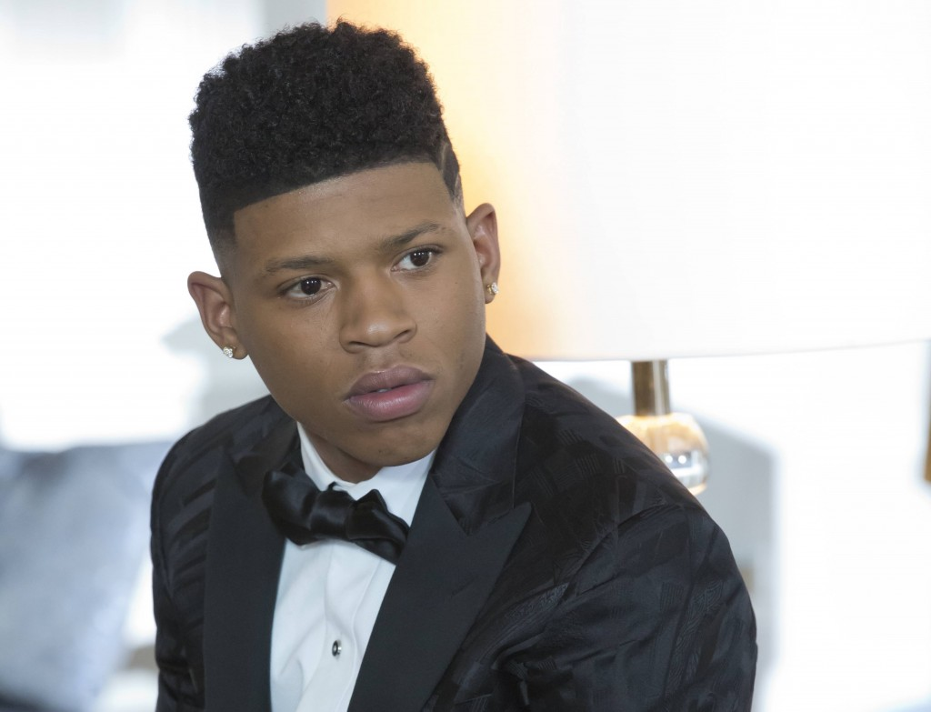 Hakeem in Empire