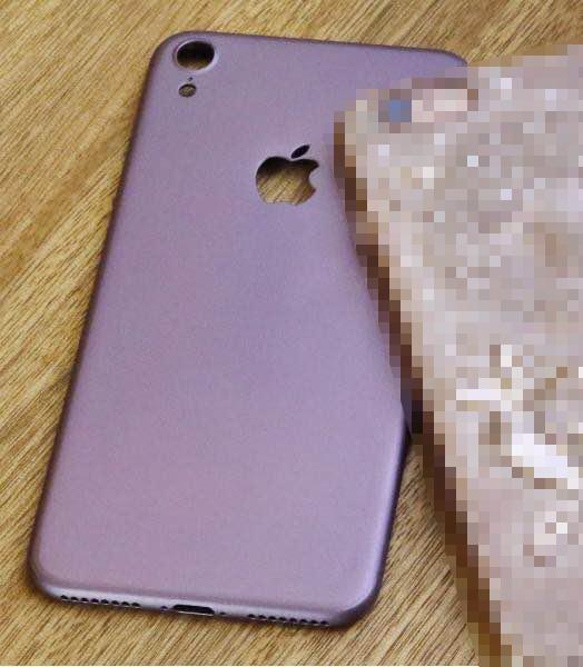 iPhone 7 leak via Nowhere Else