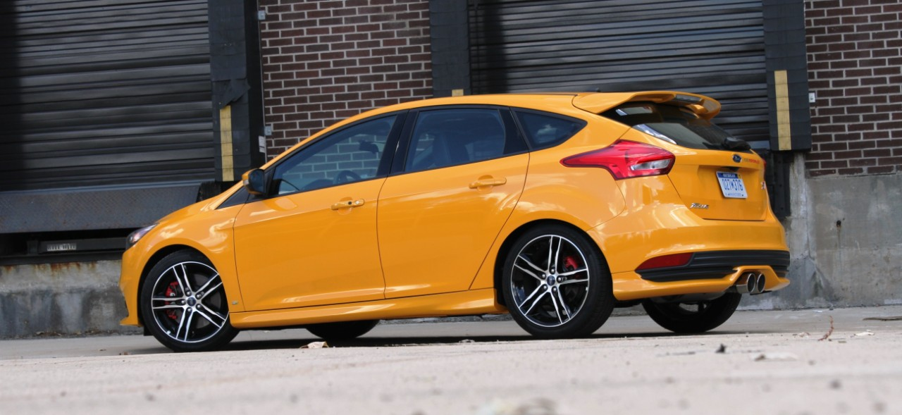 2015 Ford Focus ST with Mountune kit