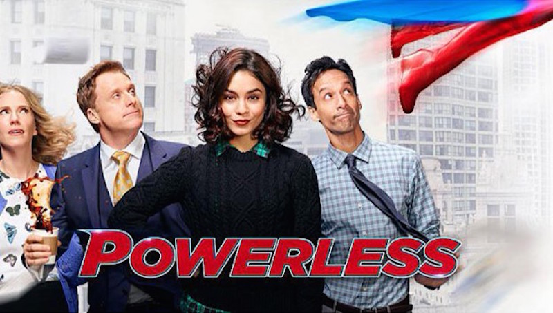 DC's Powerless NBC