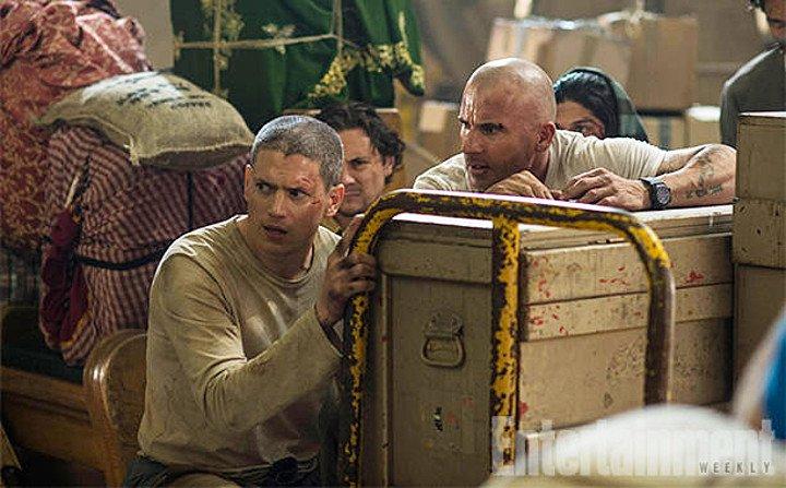 Prison Break reboot | Fox