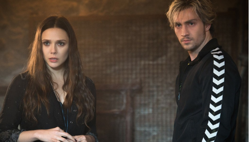 Quicksilver and Scarlet Witch - Avengers: Age of Ultron