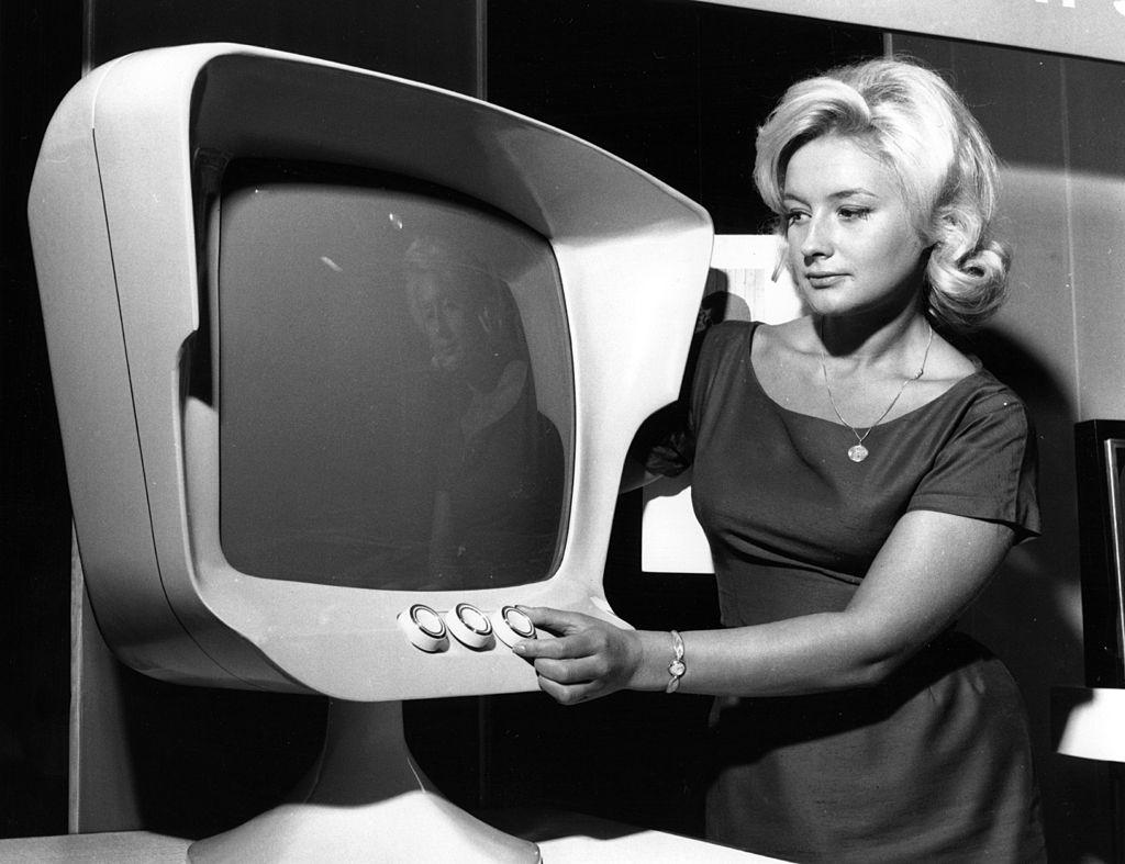 futuristic tv