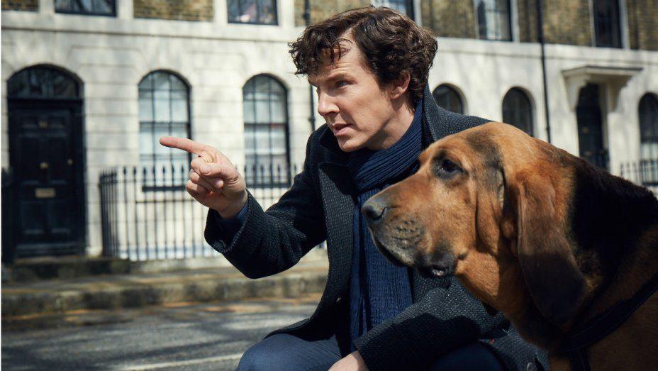 Sherlock Season 4   PBS