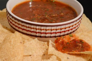 Try This Quick Appetizer Recipe: 20-Minute Smoky Tomato Salsa