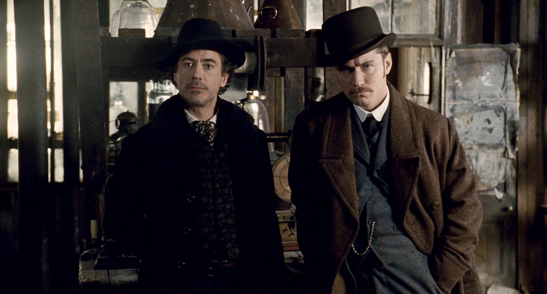 'Sherlock Holmes'   Warner Bros.