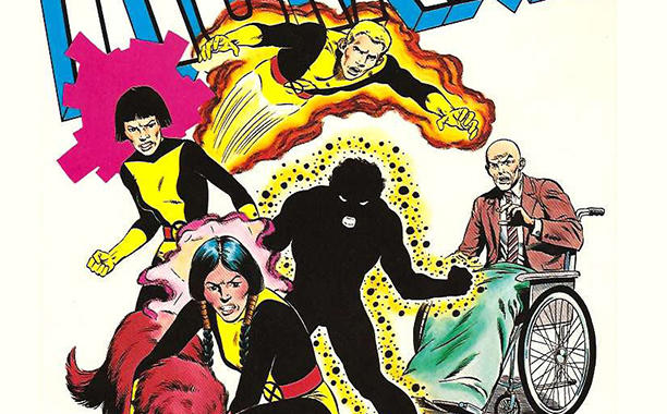 The New Mutants | Marvel