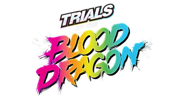 The logo for the rumored upcoming title Trials of the Blood Dragon.