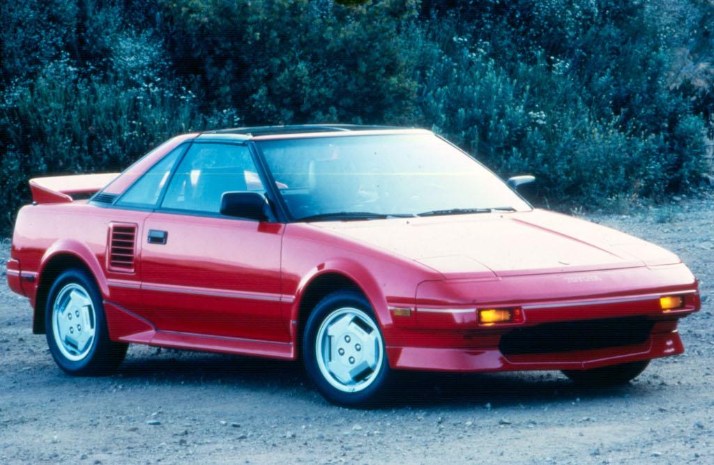 1987 Toyota MR2