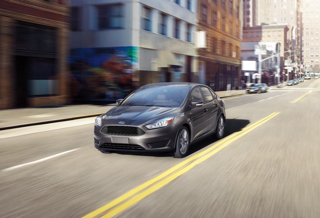 Ford Focus SE EcoBoost