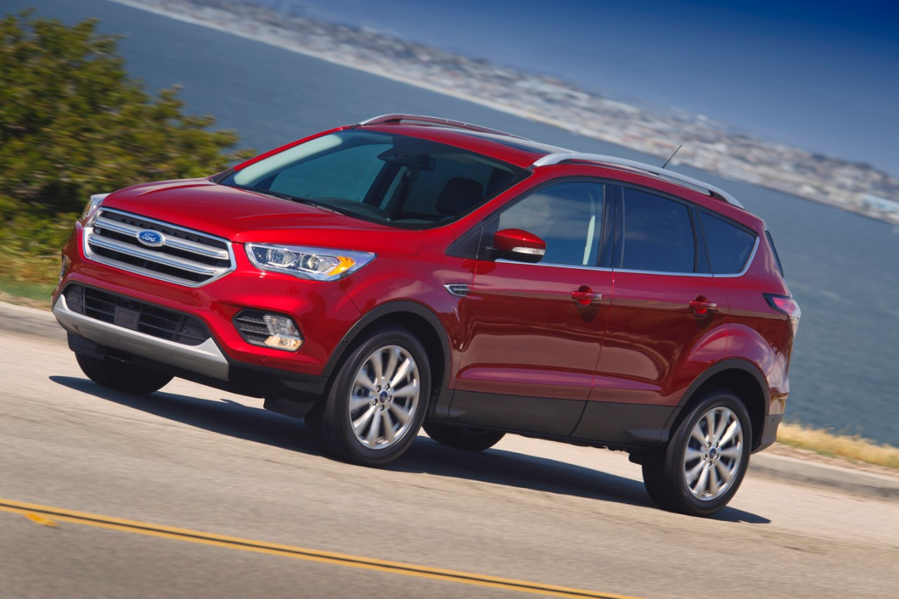 Ford small SUV