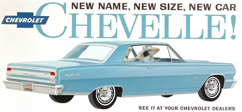 Chevy Chevelle