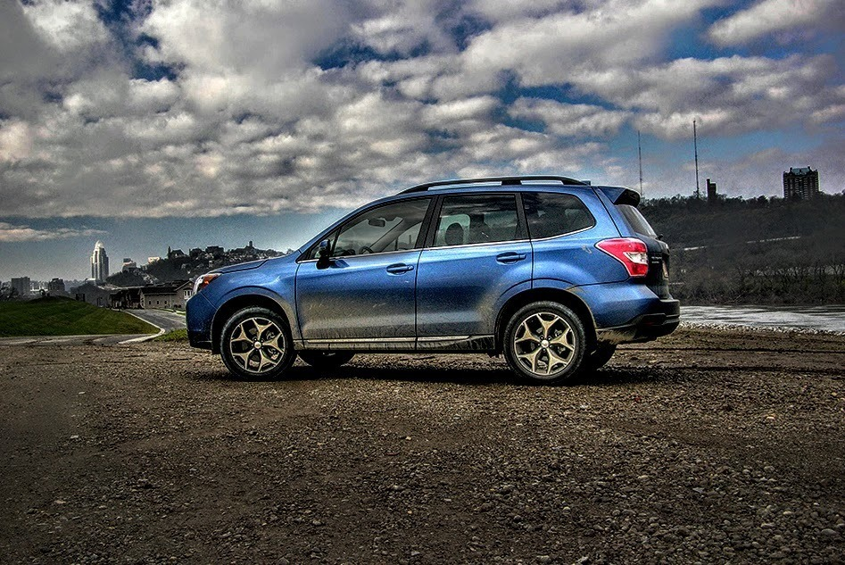 Subaru Forest XT | Micah Wright/Autos Cheat Sheet