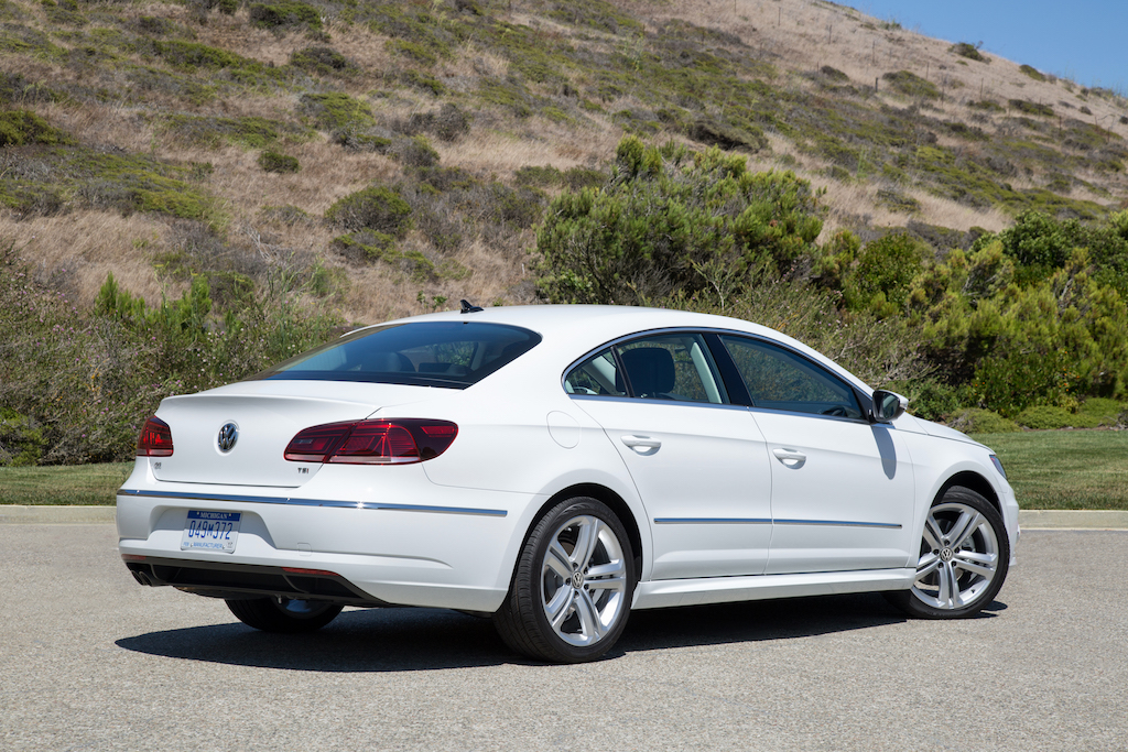 Volkswagen Passat Vs Volkswagen Cc Buy This Not That