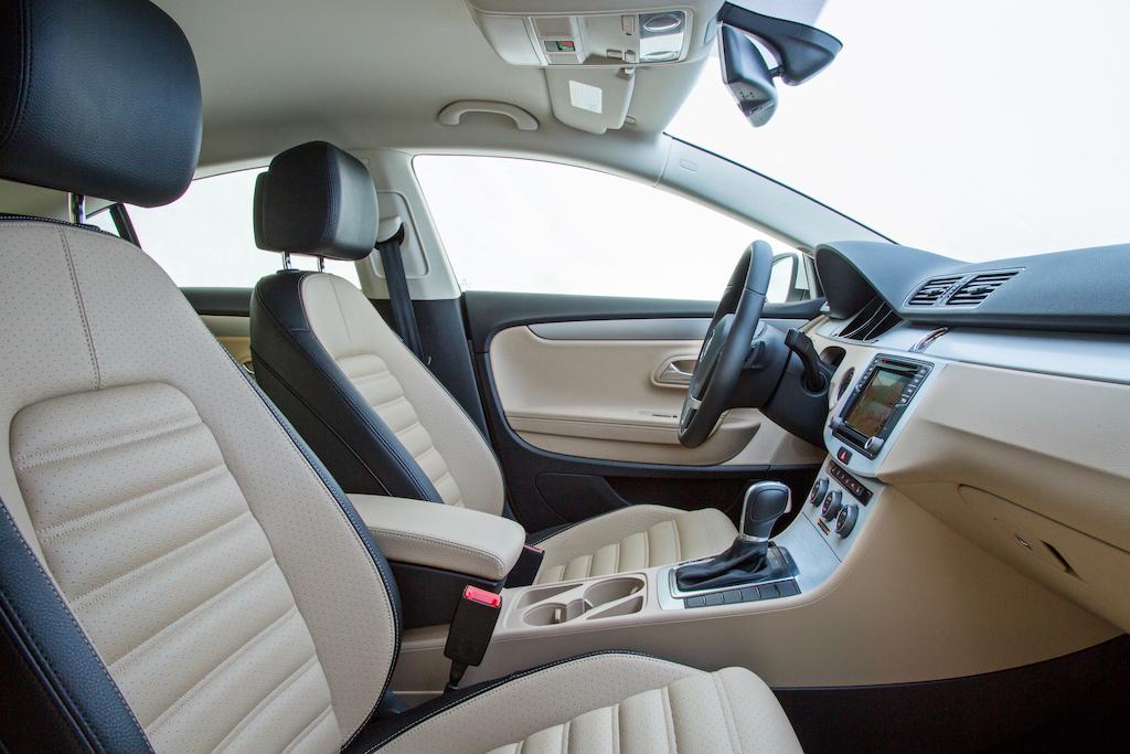 Volkswagen CC interior