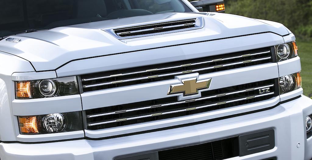 The 2017 Chevrolet Silverado HD