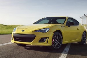 Subaru Finds its Inner Bumblebee With the BRZ Series.Yellow