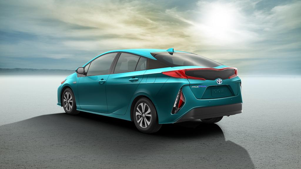2017 Toyota Prius Prime|Toyota