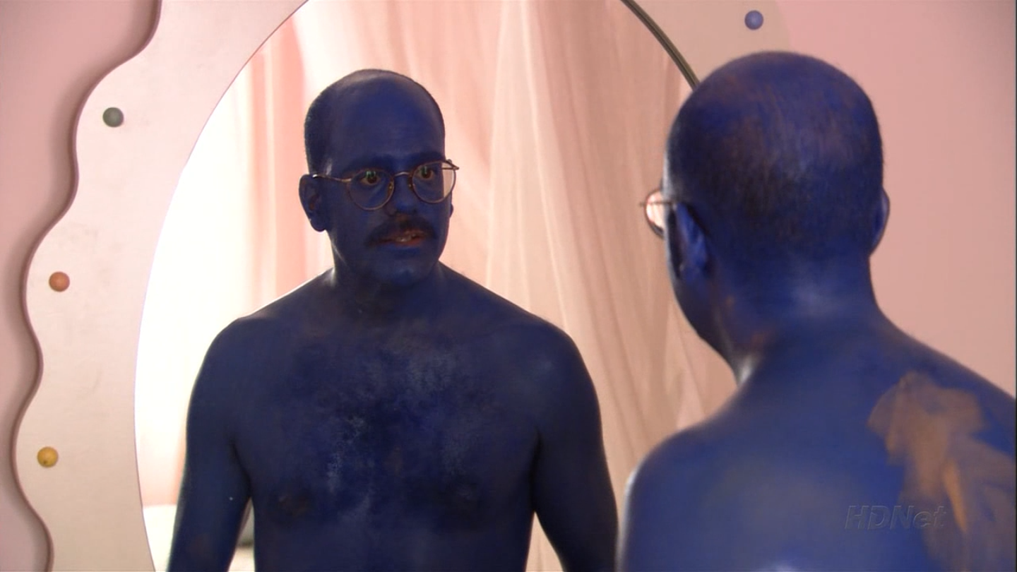 David Cross acting as Tobias Funke, an incredibly difficult job, in Arrested Development