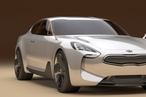 Production Version of Kia GT Concept to Be Called Stinger?