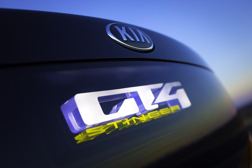 Kia GT Concept Stinger