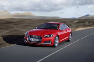 Here Are the New 2018 Audi A5 and S5 Coupes