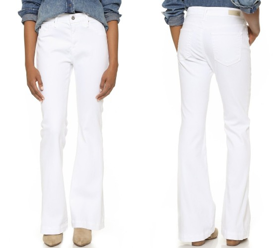 AG Janis flare jeans - lightweight jeans